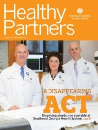 SGHS Healthy Partners Magazine Summer 2017 Edition